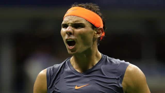 US Open- थीम को हराकर सेमीफाइनल में नडाल (photo- AFP)