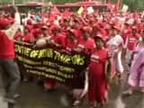 मजदूर किसान संघर्ष मार्च