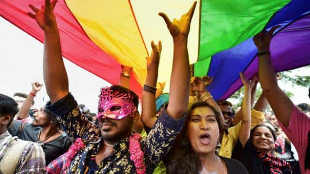 Gay sex no longer a crime in India