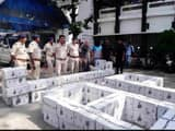 Heavy consignment of illegal liquor seized in banka from muzaffarpur traffickers