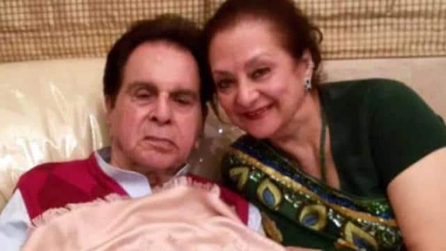 दिलीप कुमार की सेहत को लेकर पत्नी सायरा बानो ने कही ये बात