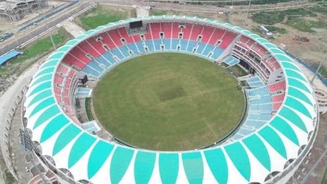 Image result for लखनऊ में अंतर्राष्ट्रीय क्रिकेट
