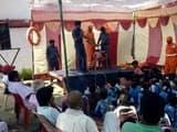 एनडीआरएफ के अधिकारियों ने ग्रामीणों को दिये बाढ़ के बचाव के टिप्स