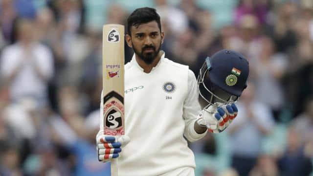 Oval test 5th day- के एल राहुल ने मारा  5वां शतक(photo - AP)
