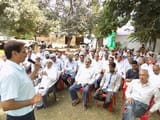 केंद्र सरकार ने किसानों के साथ किया धोखा : उपेंद्र सिंह