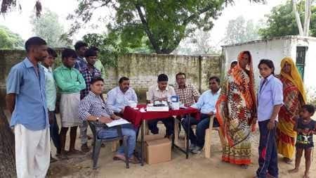 बदायूं के दबतोरी गांव में बुखार पीड़ित की मौत