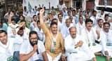 सपा-कांग्रेस के बाद महंगाई के विरोध में रालोद का जुलूस