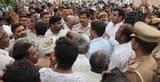 बिजनौर दसा: बिजनौर नगीना रोड तीन घंटे रही जाम