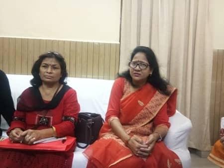 शाहजहांपुर में राज्य महिला आयोग की सदस्य ने सुनी समस्याएं