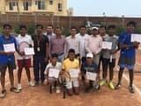 अजंता पब्लिक स्कूल ने लॉन टेनिस प्रतियोगिता जीती
