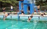तैराकी में एलपीजीआईसी भीमताल के नाम रही चैंपियनशिप
