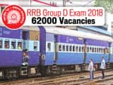 RRB Group D 2018 Admit Card released for September 17 exam know how to Download