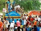 Water crisis in Delhi