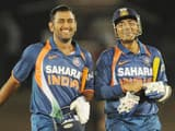 File Photo: MS Dhoni and Virender Sehwag