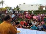 विधायक डॉ. प्रेम सिंह राणा ने ग्रामीणों की सुनी समस्या