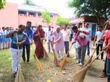 बगहा विधायक के नेतृत्व में स्वच्छता अभियान