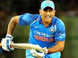 ms dhoni asia cup record