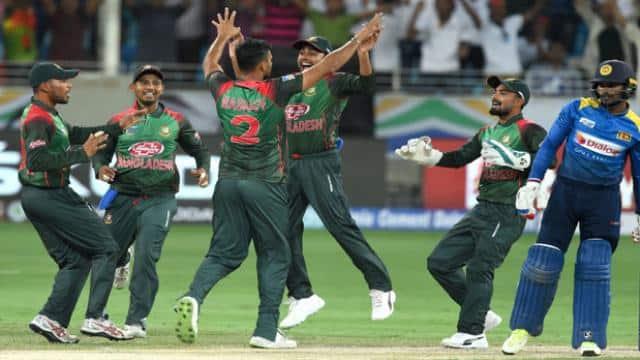 एशिया कप ओपनिंग मैच- बांग्लादेश बनाम श्रीलंका