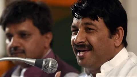 सील मकान का ताला तोड़ने पर दिल्ली भाजपा अध्यक्ष मनोज तिवारी के खिलाफ FIR दर्ज-VIDEO
