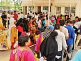 Queue of patients (Symbolic Image)