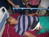 भोजपुर में पुलिस व अपराधियों के बीच मुठभेड़, डीआईयू जवान सहित दो जख्मी