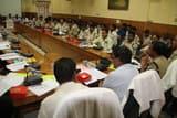 जिला स्तरीय सुरक्षा समिति की बैठक में सुरक्षा पर जोर