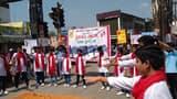 काशीपुर में बच्चों ने नुक्कड़ नाटक से किया जागरूक