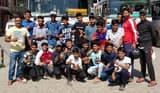 राज्य स्तरीय अंडर 16 क्रिकेट प्रतियोगिता के लिए टीम रवाना