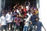 पौड़ी परिसर में छात्रों ने की तालाबंदी