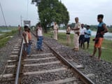 Khagaria: brutal murder of fisherman and dead body thrown on railway track