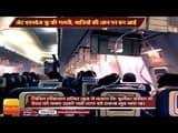 Jet Airways news II Jet Airways Mumbai Jaipur flight today made an air turn back due to loss in cabi