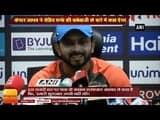 Asia Cup 2018 II All rounder Kedar Jadhav praises Rohit Sharma's batting