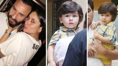 taimur new look, kareena kapoor khan