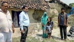 फेसबुक पोस्ट का कमाल: गरीब महिला को PM आवास योजना के तहत मिला घर