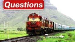 RRB Group D Exam, Admit Card, questions 2018: रेलवे ग्रुप डी परीक्षा में पूछे गए ये सवाल