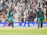 Pakistan beat Afghanistan by three wickets in thriller