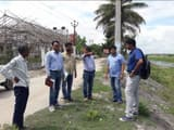Experts team reached for Spot marking for making of Sewage Treatment Plant in Saharsa and Supaul