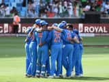 Team India - Asia Cup 2018