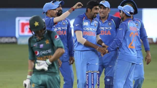 Asia Cup 2018, Ind vs Pak live match (photo - PTI)