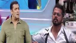 Bigg Boss 12: सलमान खान ने लगाई डांट, तो श्रीसंत ने दी ये धमकी