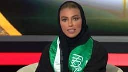 saudi arabia first women anchor