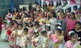 उत्तरांचल महिला एसोसिएशन ने नन्हीं लाड़लियों को दिया सम्मान