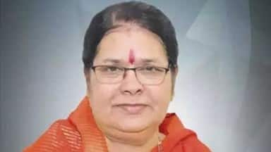 मध्य प्रदेश: दर्जा प्राप्त राज्यमंत्री पद्मा शुक्ला ने भाजपा छोड़ थामा कांग्रेस का हाथ