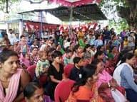स्वच्छ भारत पर आयोजित प्रश्नोत्तरी में ग्रामीणों ने जीते पुरस्कार