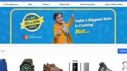 Flipkart Sale, The BIG BILLION DAYS
