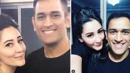 PHOTO: Dhoni से मिलने पहुंचीं संजय दत्त की पत्नी मान्यता, फैंस ने किए ऐसे कमेंट