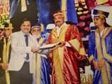 टाटा मोटर्स हॉस्पिटल के डॉ. अशोक जाधों को उपराष्ट्रपति ने किया सम्मानित.