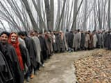 Elections in kashmir (Symbolic Image)
