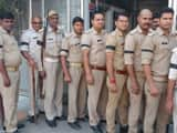 UP Police Protest