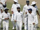 india beat West Indies in first test